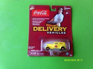 Coca-Cola 1933 Ford Panel Delivery