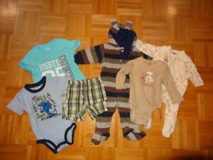 Boys Clothes in Great Condition for 6-12m