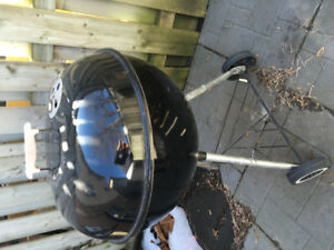 Large Webber Charcoal BBQ