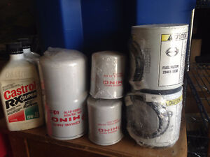 HINO TRUCK FILTERS
