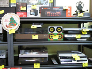 Nearly New Stereo Equipment, Located in Port Hope Ontario
