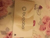 Brand new never used bugaboo rose wool blanket RRP £89.99