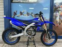 2021 Yamaha YZF250 *IMMACULATE* L@@K Dirt Wheelz UK 01443 835203 YZF 250 YZ250F