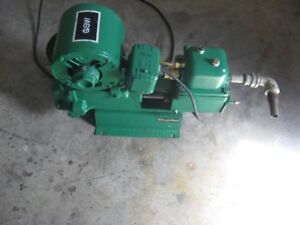 PISTON  WATER  PUMP