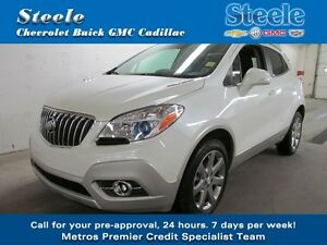 2016 Buick ENCORE AWD w/ Leather & Sunroof