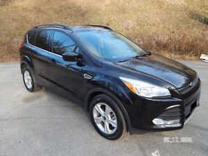 2015 Ford Escape SE AWD SUV, Crossover,One Owner