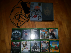 Xbox one with or without games