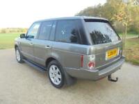 Land Rover Range Rover 3.6TD V8 auto Vogue