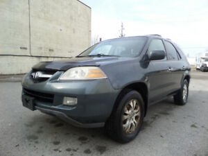 2006 ACURA MDK AWD TOP OF THE LINE LEATHER SUN ROOF ALLOY RIMS