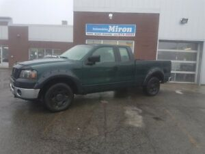 Ford F-150 4WD SuperCab 2007