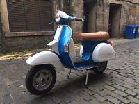 LML Vespa 4T 125cc Scooter 2014