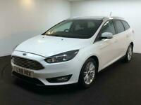 2018 Ford Focus Estate Zetec Edition 1.0 125PS Auto Estate Petrol Automatic