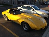 1976 Chevrolet Corvette Stingray Coupe (2 door)