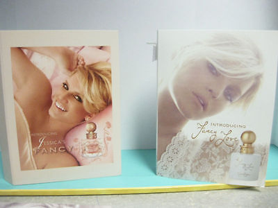 Jessica Simpson Fancy And Fancy Love   Free Gift  Sexy On Sale  1 Of Each   Hot