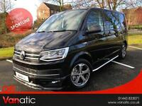 Brand New T6 VW Transporter Sportline 204PS SWB Kombi Manual & DSG Sportline T32