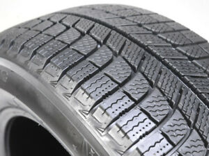 4 X NEW MICHELIN X ICE 3 WINTER TIRES 195 65 15 HIVER 95 % NEUF