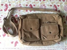 Soft Tan Leather Bag