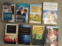 MARCH BREAK MADNESS-NICHOLAS SPARKS