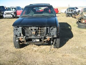 98-02 jimmy body parts for sale black in color only 150,000 kms
