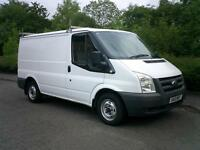 Ford Transit 2.2TDCi DIESEL SHORT WHEEL BASE LINED PANEL VAN
