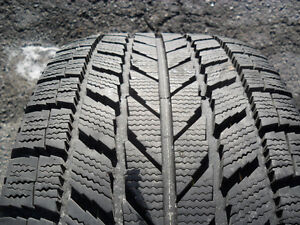 4 TOYO OBSERVE GARIT KX 215/55r16 WINTER TIRES & RIMS