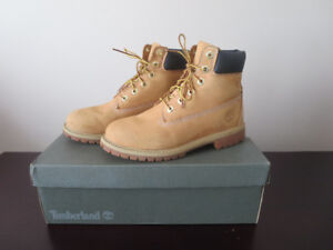 "Timberland 6"" Premium Waterproof Boots Youth"