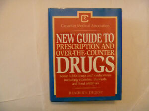 New Guide To PRESCRIPTION And Over-The-Counter DRUGS (1996)