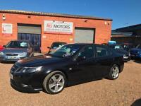 2011(60) Saab 9-3 1.9 TTiD ( 180ps ) Turbo Edition Black **ANY PX WELCOME**