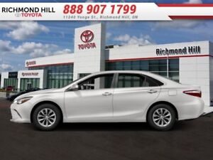 2017 Toyota Camry LE  - $144.96 B/W