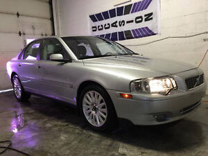 2004 Volvo S80 AWD FINANCEMENT MAISON 15%1AN GAR + TXS IN