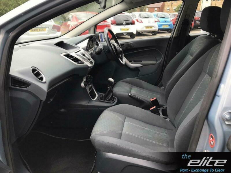 Ford Fiesta Zetec TDCi Diesel 5 Door Hatchback