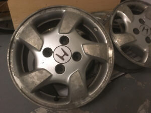 "MAGS  15""  ORIGINE HONDA ACCORD 1998-2002"