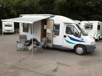 Knaus Sun Traveller 605i 3/4 Berth Motorhome