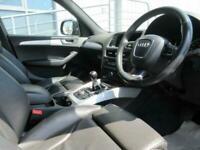 2012 Audi Q5 2.0 TDI QUATTRO DPF S LINE 5d 168 BHP Estate Diesel Manual
