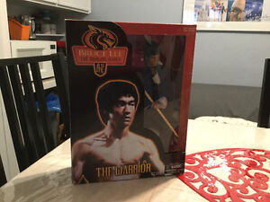 Bruce Lee-dragon series- the warrior