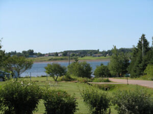Large Water View Building Lot in Schurman's Point