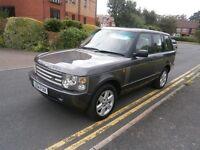 Land Rover Range Rover 4.4 V8 VOGUE (grey) 2004
