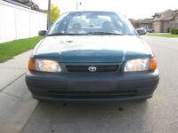 1996 Toyota Tercel DX Sedan*Must Sell*