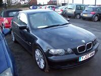 2002 BMW 320D E46 Compact At NI Car Auctions