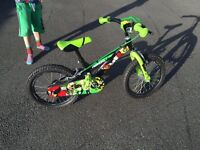 Omniverse BEN 10 boys bike