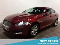 2012 JAGUAR XF 3.0d V6 Luxury 4dr Auto