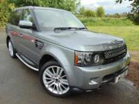 2012 Land Rover Range Rover Sport 3.0 SDV6 HSE 5dr Auto TV! DAB! Keyless! Rea...