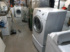 Washer or Dryer Broke Down? I can Help.