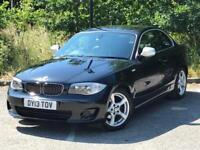 BMW 1 Series 2.0 118d Exclusive Edition 2dr DIESEL MANUAL 2013/13