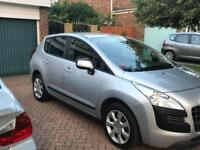 Peugeot 3008 Crossover 1.6HDi ( 112bhp ) Access with only 56000 and full service