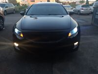 Honda accord coupe Ex-l  2008(Blacked out)