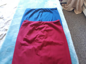 Ricki's Women's;sskirts Size 16 red and blue green.