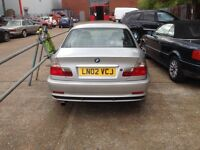 BMW e46 318ci not m3 328 325