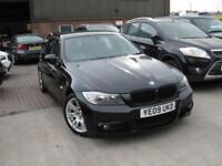 2009 09 BMW 3 SERIES 2.0 318D M SPORT 4D 141 BHP DIESEL