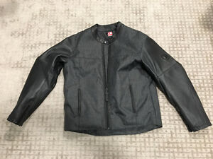 Icon 1000 Vigilante Mens Motorcycle Jacket Size L